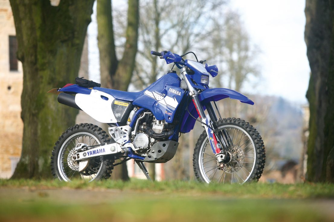 Yamaha WR400F