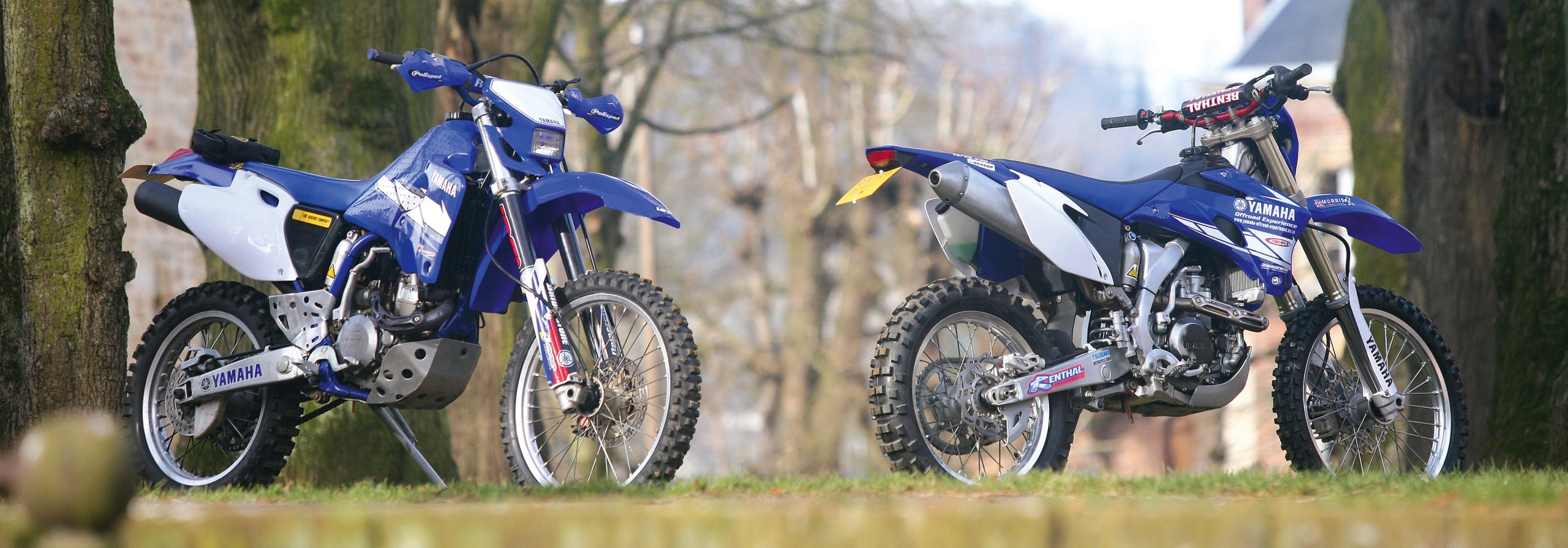 WR400F WR450F